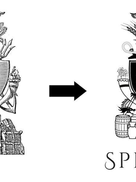 Logo Noir dessiné