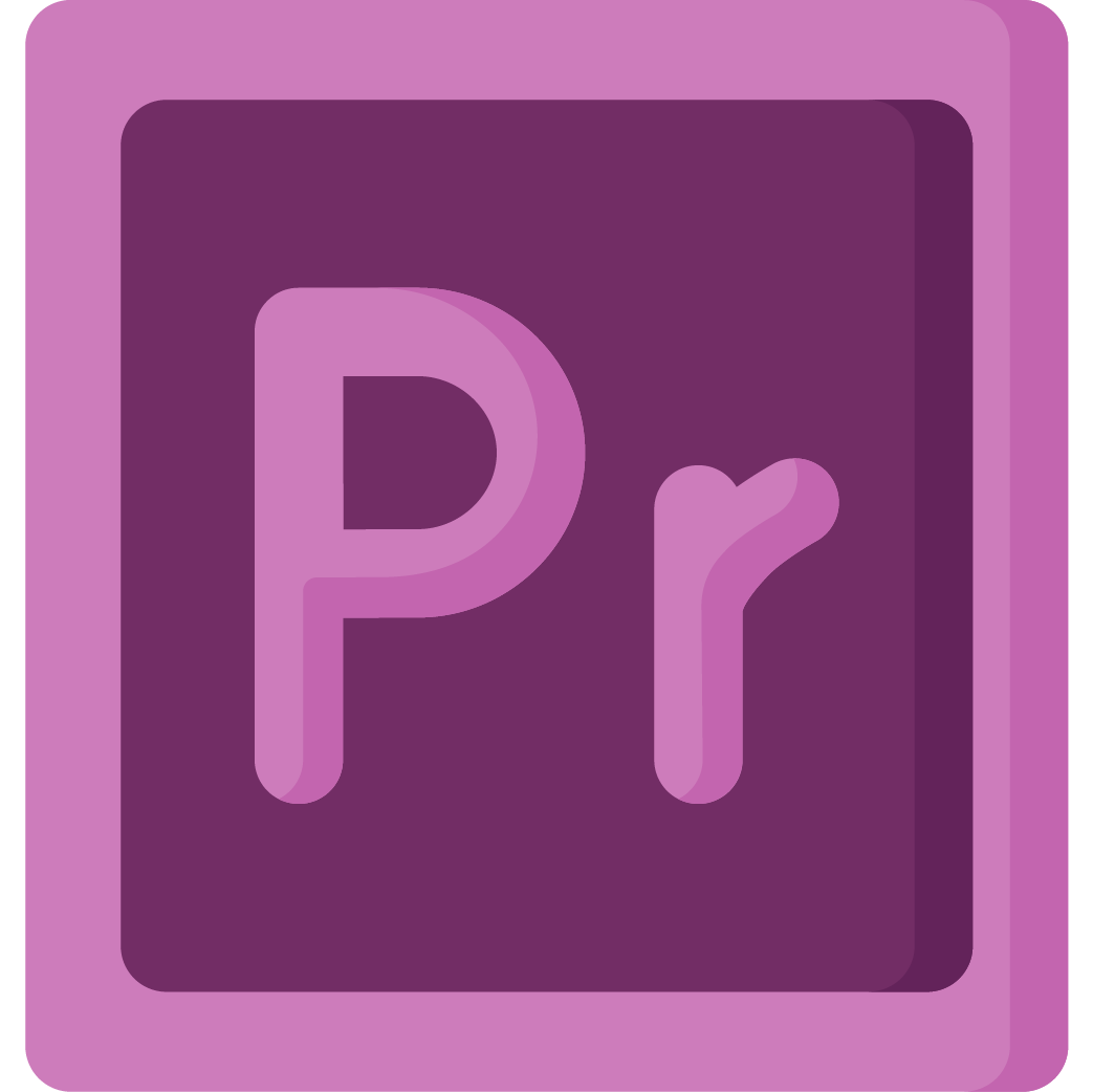 Logo Première Pro
